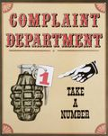 Complaint-Department-Posters
