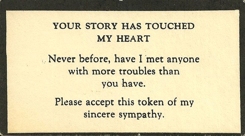 Your story has touched my heart