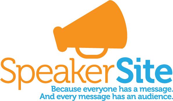 Speakersite_logothemeblue
