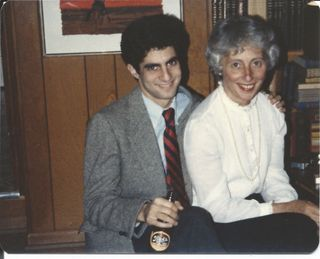 Artie3 and Jackie circa 1985